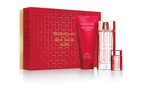 Elizabeth Arden Red Door Aura Holiday Gift Set