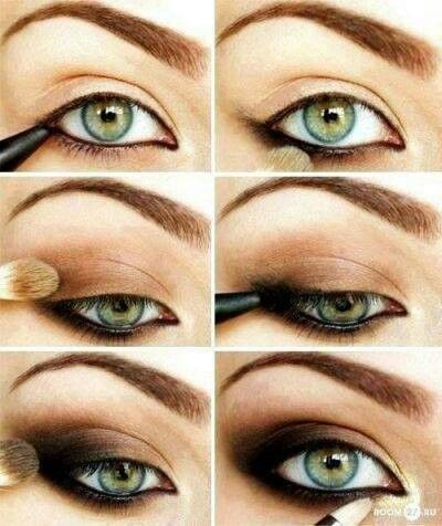 How to make Smokey Eye