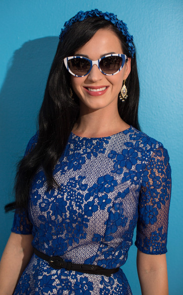 Katy Perry Cateye Sunglasses