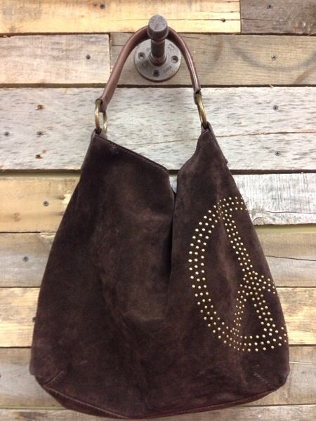 Lucky Brand Suede Bag