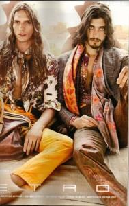 Men Bohemian Style