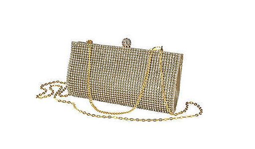 Sparkle Clutch bag by freemans.com