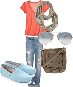 Example Set for Casual spring outfit