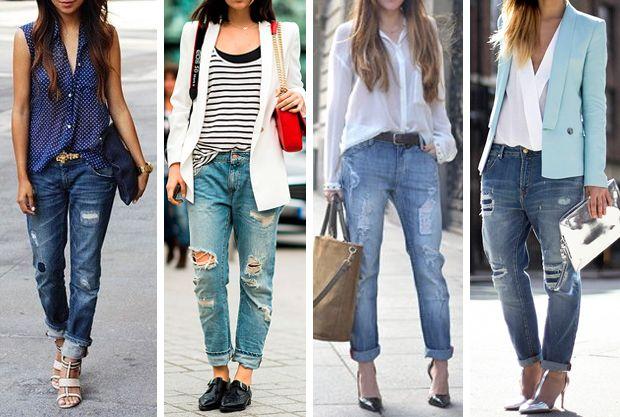 Trend Boyfriend Jeans
