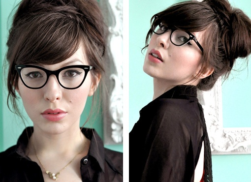 Women Who Wore Glasses