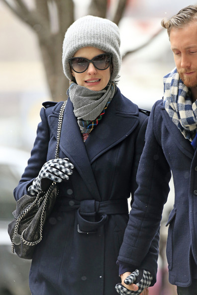 Anne Hathaway Cateye Sunglasses