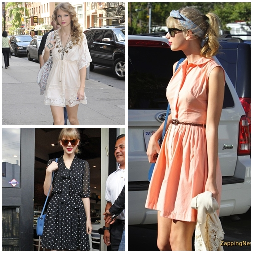 Best Of Taylor Swift Dress Street Style
