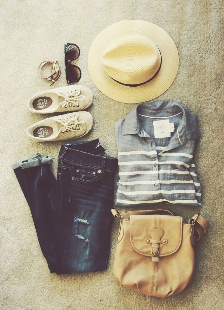 Casual Vintage Fall Outfit