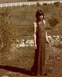 Chaser Fall Boho Long Dress