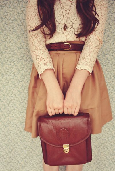 Classic Outfit Vintage Theme