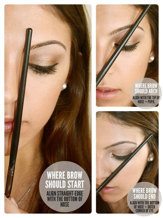 Eye Brow Step