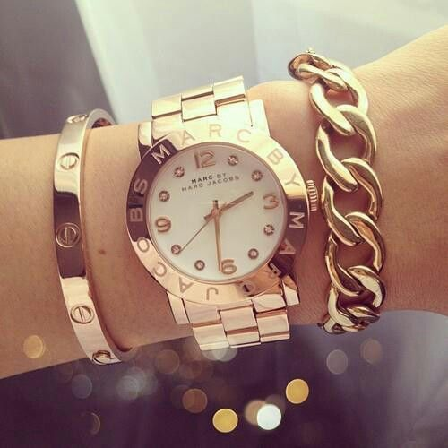 Marc By Marc Jacob Watch And Bracelets