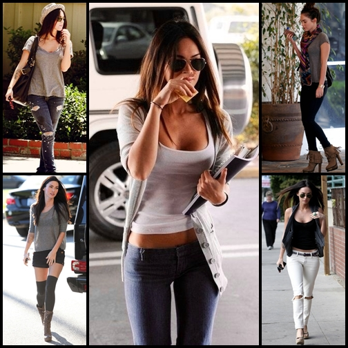 Megan Fox Street Style  Sexy As Always