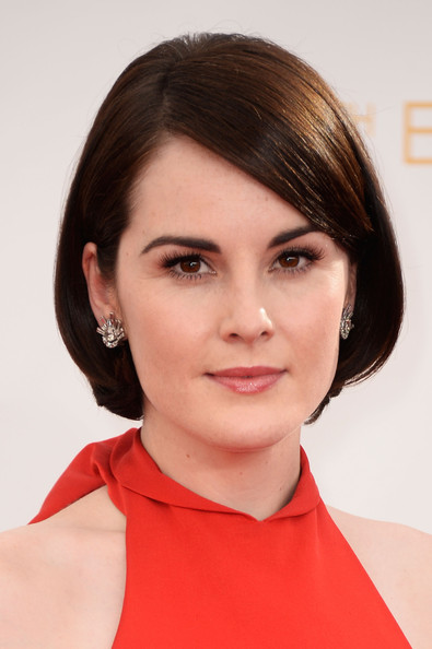 Michelle Dockery False Eyelashes