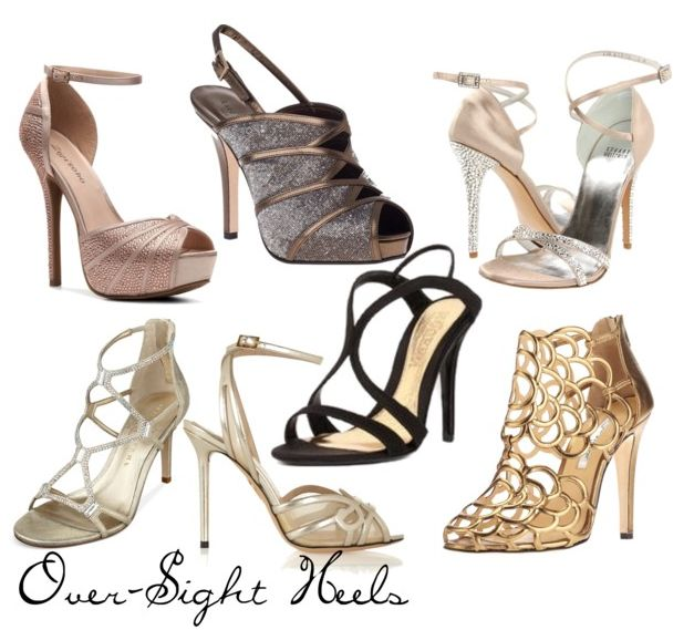 Must Have In 2014 Over-sight High Heels