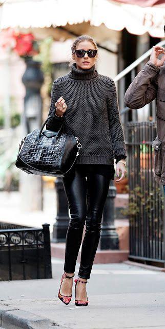 Olivia Palermo Street Style