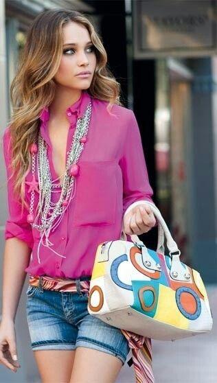 Fuchsia Fashion Style