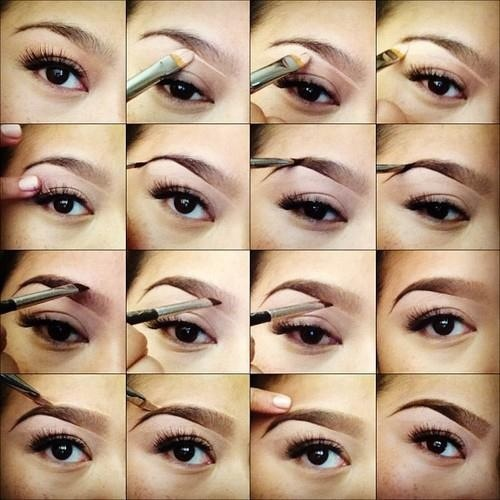 Pretty EyeBrows Tutorial