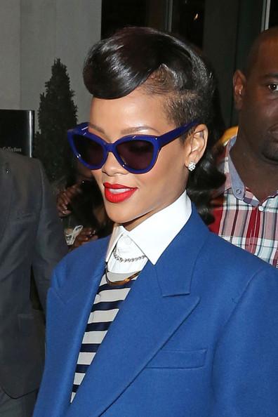 Rihanna Cat eye Sunglasses