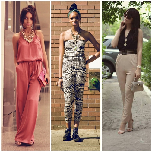 Super Stylish Jumpsuit Outfits