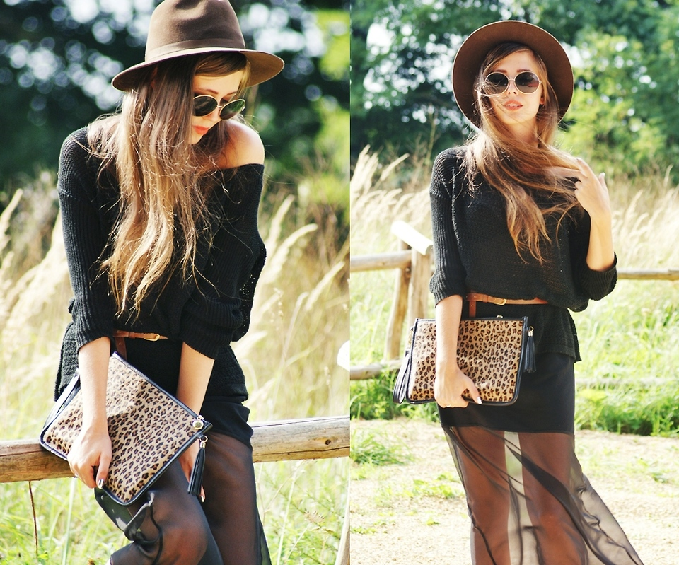 Trend Fashion with Leopard Bags