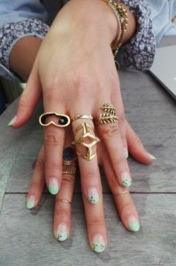 Trend Jewelry Stackable Rings