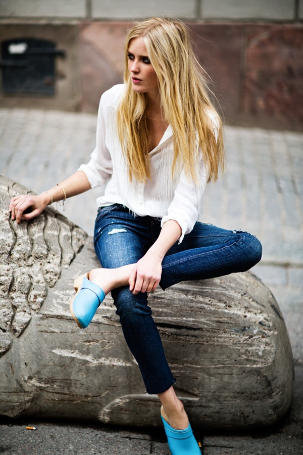 Casual Style With Clogs