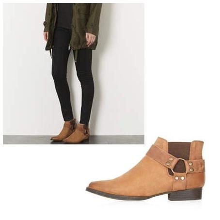 ALASKA Harness Boots
