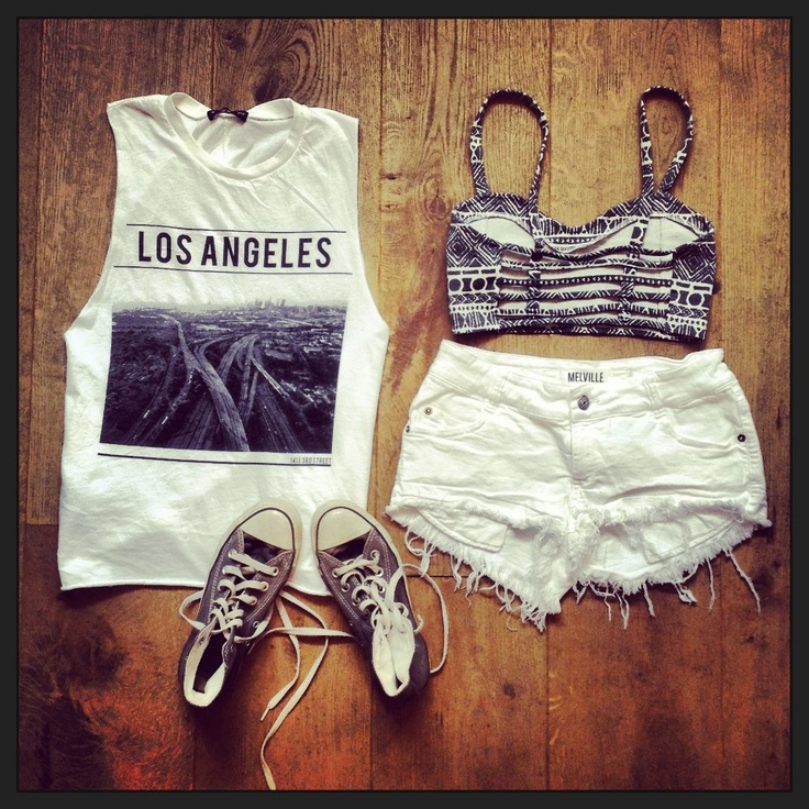 Casual Clothes For Summer