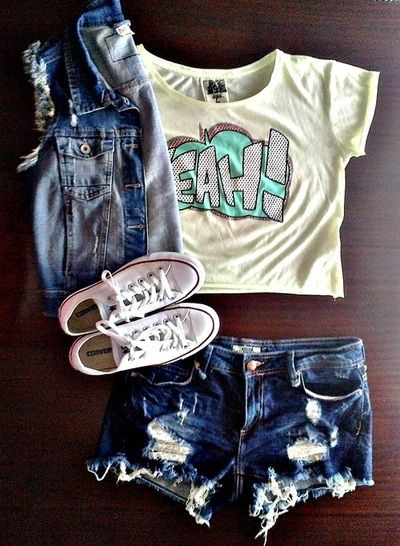 Casual Outfit For Summer