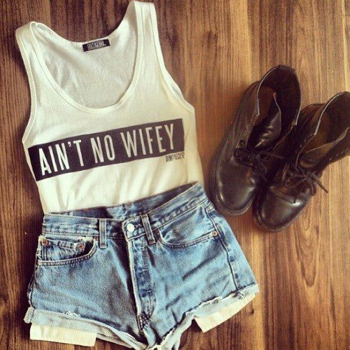 Casual Summer Day Outfits