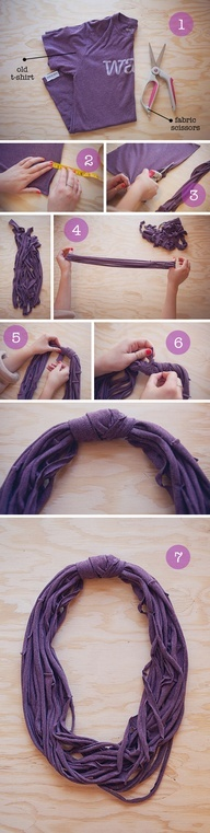 Cute Diy Scarf
