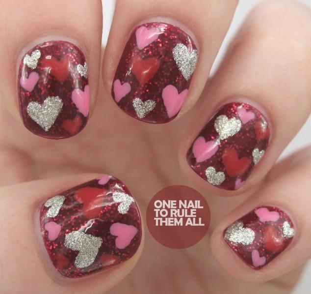 Love Nail Arts