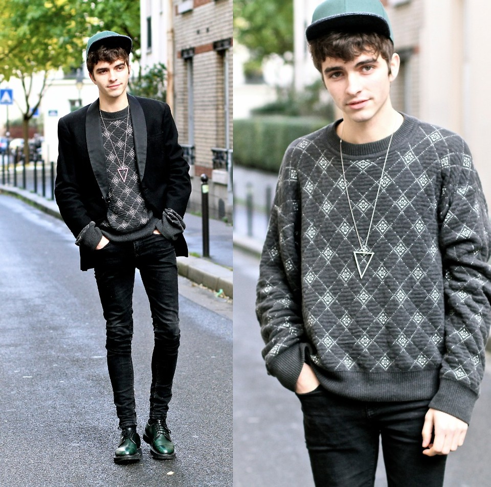 Matthias Cornilleau Lookbook