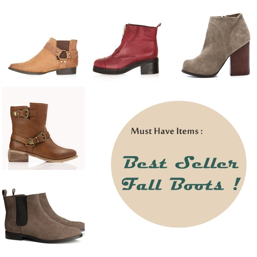 Must Have Items Best seller fall boots
