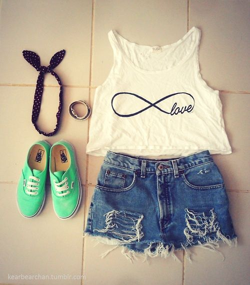 Summer Outfit Casual