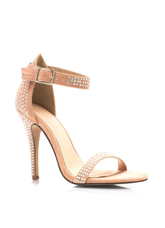 Twinkle Twinkle Rhinestone Heels