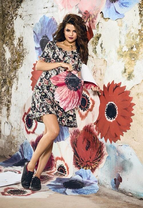 Adidas Neo Selena Gomez Spring/Summer 2014