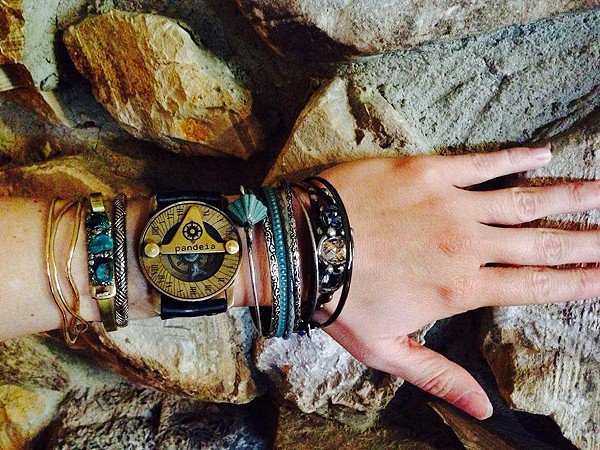 Style Guide: Boho Vintage Bangles By FreePeople