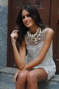 Peral necklace urban