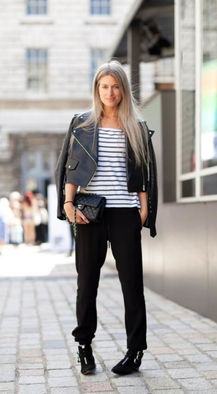 Trend Fashion: Jogger Pants Outfit