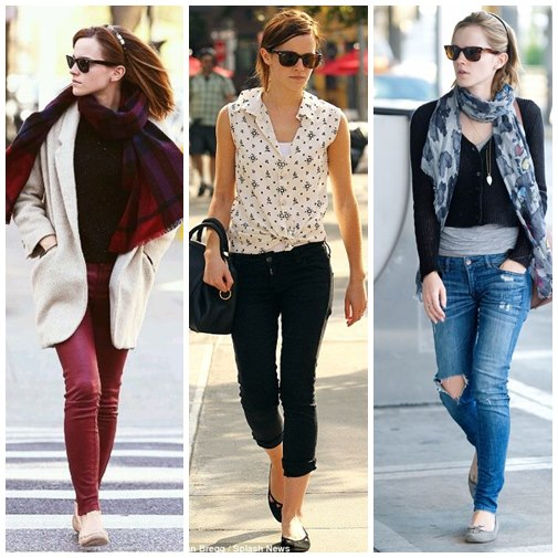 10 Tips For Dressing Like Emma Watson, Because She s Officially a 66