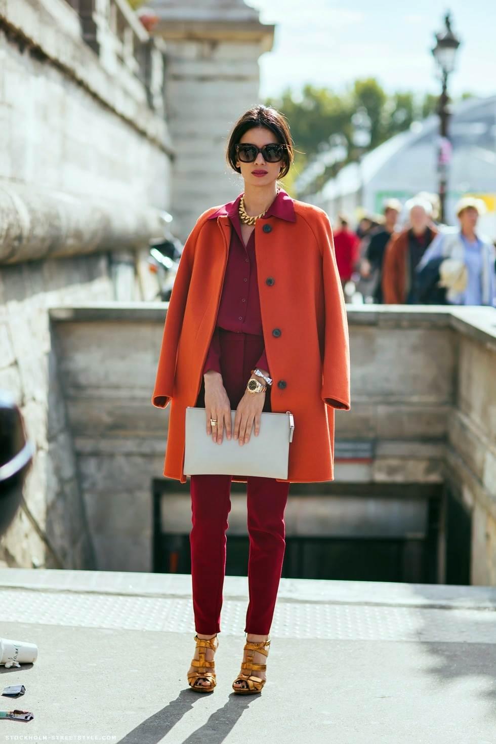 Fashion trend color blocking 29