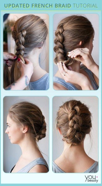 Summer Braided Hairstyles Tutorial