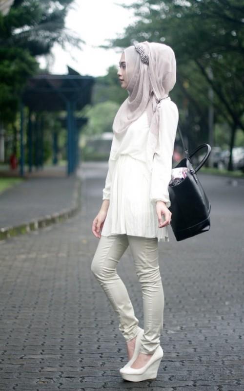 2014 Trend Hijab Fashion Inspirations