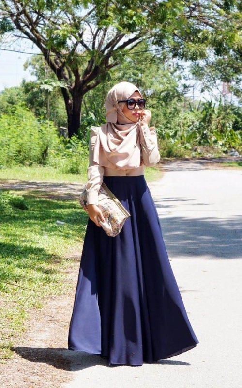 Fashion Hijab 2014 Trend Hijab Fashion