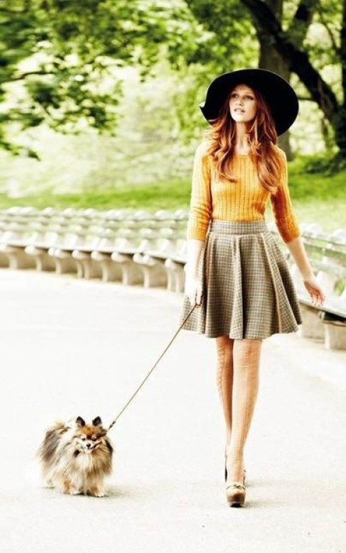 Street Fashion Inspiration To Dog Lovers