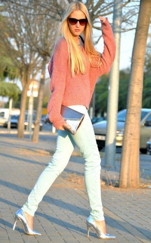 Trend Metallic Shoes Hit The Elegancy!