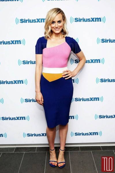 Taylor Schilling in Roland Mouret Dress