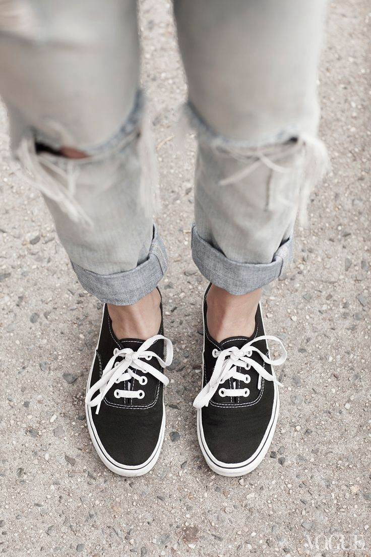 vans girls authentic fashion sneakers  2ae494f695